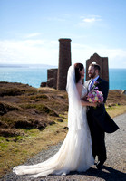 Nathan & Jessica - Rose in Vale Country House Hotel, St Agnes